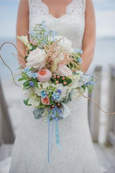 Real Maine Weddings - Floral Guide