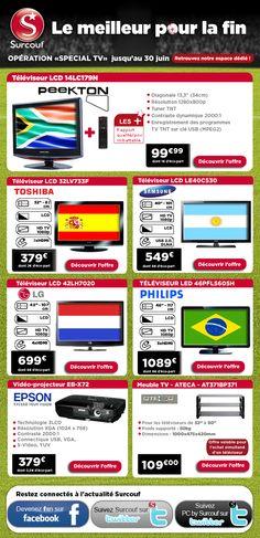 Projet Newsletters - Py Colors :   OP TV - Coupe du Monde 2010.  Le meilleur pour la fin.  Opération « spécial Tv »  jusqu'au 30 juin..