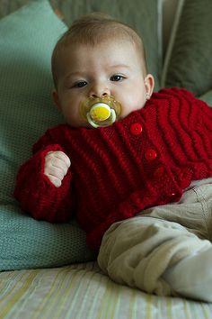 Matilda chaleco rojo   Flickr - Photo Sharing!