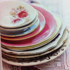 Vintage english bone china