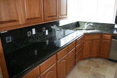 Modern Uba Tuba Kitchen Countertop Design Ideas And Inspirations Black  Granite Cabinet, Photo Modern Uba