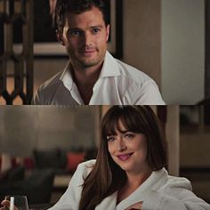 Ana and Christian 50 Shades Trilogy, Fifty Shades Series, Fifty Shades Movie, Jamie Dornan, Fifty Shades Darker, Fifty Shades Of Grey, Christian Grey Quotes, Christian Gray, Books That Are Movies