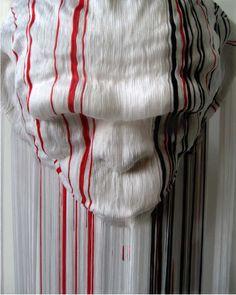 BLK #3: Yuk King Tan, Evolutionary Revolutionary, 2006, courtesy Sue Crockford Gallery Soft Sculpture, Shades Of Black, New Art, Art Ideas, King, Ceramics, Dance, Dolls, Black And White