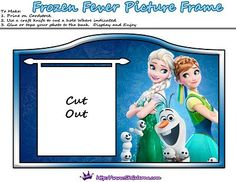 To make today a perfect day for you, I created several Frozen Fever printables! Getting ready for a birthday party and trying to avoid the destructive tendencies of little Snowgies can be difficult…