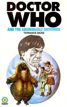 A novelisation of this serial, written by Terrance Dicks, was published by Target Books in November 1974 Dr Who Books, Doctor Who Books, Doctor Who Poster, Doctor Who Merchandise, Dr Book, Doctor Who Episodes, Classic Doctor Who, Second Doctor, Turner Classic Movies
