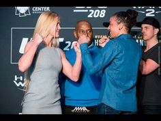 Elite Strikers Holly Holm And Germaine de Randamie At UFC 208 - The UFC Fanatic