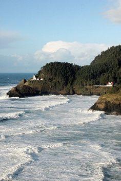 Heceta Head, Florence, Oregon