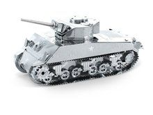 Fascinations MetalEarth 3D Laser Cut Model - M4 Sherman Tank. Available on OurPamperedHome.com