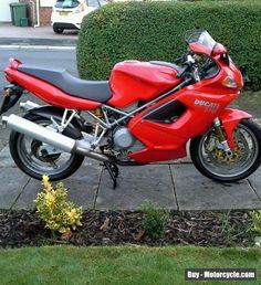 Ducati ST4S #ducati #st4s #forsale #unitedkingdom