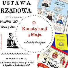 Montessori, Poland, Teaching, Education, Inspiration, Gw, Homeschooling, Maps, Geography