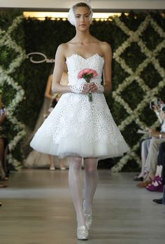 Going For A Short Wedding Dress Choose The Right Pair Of Elegant Stockings To Match