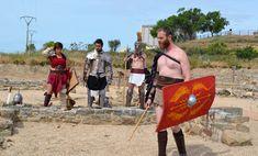Santacara: IX Día de Cara - Lucha de Romanos (2)