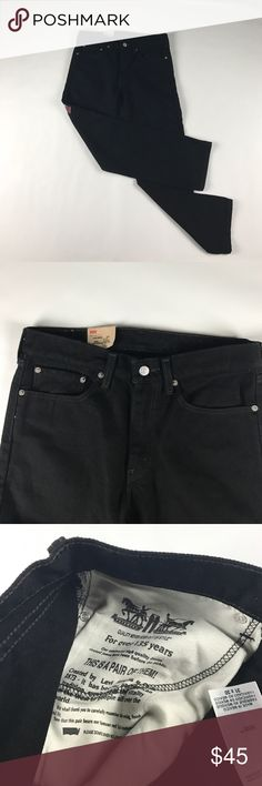 New Levi's 31x30 505 Straight Fit Denim Jeans New Levi's Jeans Straight