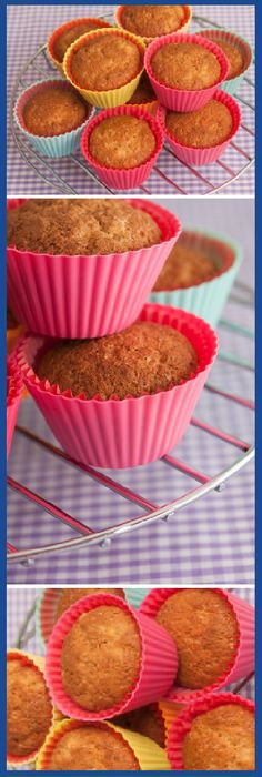 Realiza si todavía no has probado a hacer Magdalenas de Plátano con Canela, les presento los mejores del mundo!  #magdalenas #magdalena #platano #canela  #banana #crema #relleno #losmejores #cremas #rellenos #cakes #pan #panfrances #panettone #panes #pantone #pan #recetas #recipe #casero #torta #tartas #pastel #nestlecocina #bizcocho #bizcochuelo #tasty #cocina #chocolate       Si te gusta dinos HOLA y dale a Me Gusta MIREN