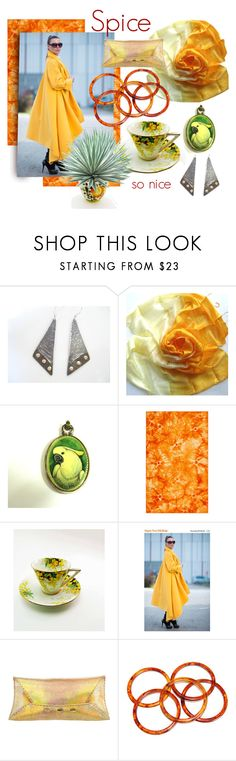 Spice so nice by seasidecollectibles on Polyvore featuring VBH and Agave