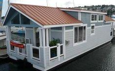 Floating Home Houseboat Cottages