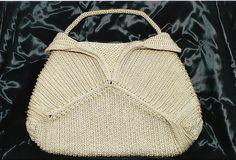 crochet bag by lara.koprivica.crochet, via Flickr