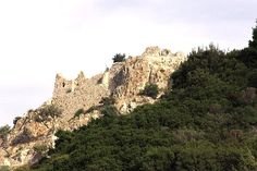 GALTELLÌ (castello di Pontes)