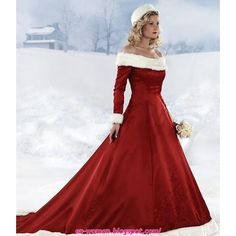 Christmas Recipes / Image detail for -cute Christmas dresses 2012 -... ❤ liked on Polyvore featuring dresses, christmas, pictures, gown, long dresses and christmas dresses