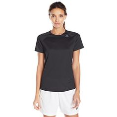 adidas Women's Training Designed 2 Move Tee *** Visit the image link more details. (This is an affiliate link) #Shirts