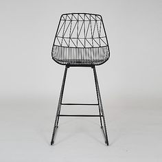 Add some playful elegance to your kitchen with the Bend Goods Lucy Counter Stool. Featuring the same pattern as the best-selling Lucy Side Chair, this counter stool Kitchen Pantry Design, New Kitchen, Counter Stools, Bar Stools, Bend Goods, Reception Counter, Castle Rock, Mid Century Modern Design, Basements
