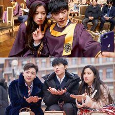 I really want Ga Young and Do Hwan to date All Korean Drama, Korean Drama Quotes, Korean Celebrities, Korean Actors, Hi School Love On, Memes, W Two Worlds, Girl Friendship, Kim Woo Bin