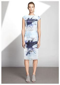 Event Dresses, Formal Dresses, Pink Dress, White Dress, Catwalk Fashion, Jacquard Dress, Classic Elegance, Fitted Bodice, Dress Making