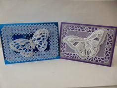 Butterflies - Anne Quinn patterns