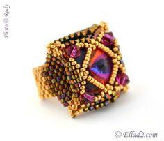 Jewelry: Tutorial Salinas Ring