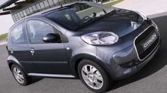 city ​​car Citroen C1