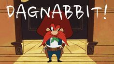 Find GIFs with the latest and newest hashtags! Search, discover and share your favorite Yosemite Sam GIFs. The best GIFs are on GIPHY. Looney Tunes Characters, Classic Cartoon Characters, Looney Tunes Cartoons, Classic Cartoons, Disney Characters, Looney Tunes Funny, Yosemite Sam, Cartoon Gifs, Animated Cartoons