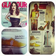 No place without a genius on Personal shopper #glamour #italia #giugno 2013