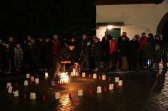 Wereldlichtjesdag in Klazienaveen op zondag 11 december