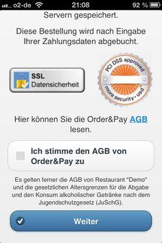 3/3 Bezahlen Order Pay