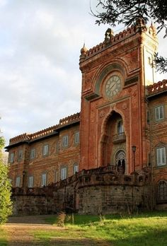 Castello di Sammezzano ♦ Leccio, Tuscany, Italy | Flickr - Photo by Simone Baldini