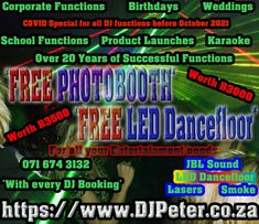 Led Dance, 30 Years Old, School Parties, 13 Year Olds, Party Themes, Party Ideas, Karaoke, Photo Booth, Birthday