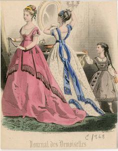 Journal des Demoiselles 1868