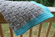 Skill: Intermediate - because of the front post and back post double crochets.