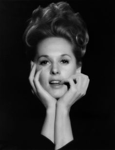 Actress Tippi Hedren