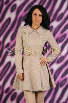 Trench LaDonna Magic Brodery Cream
