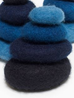 Other Dyed Works Textile Texture, Texture Art, Textile Prints, Textiles, Blues Traveler, Indigo Dye, Nuno Felting, Blue Denim Jeans, Fabric Art