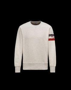 Moncler SWEAT-SHIRT, Sweatshirts pour homme   Boutique en ligne officielle e27eecf102f