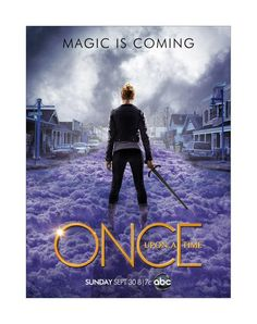 Once Upon A Time Season 2 Poster 3 #MagicIsComing