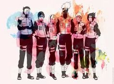 Voilà the complete Team 7