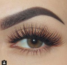 Brow & lashes on fleek!!