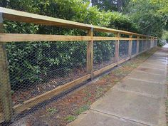 Are you looking for custom-made fencing products? Call Hayter's Timber & Paving today on 02 4653 1352 for a free quote. Invisible Fence, Fence Screening, Deck Railings, Dog Fence, Home Repair, Fences, Railroad Tracks, Exterior, Pets