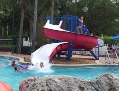 Calypso Cay Resort Timeshare Package with Theme Park Tickets and Water Slides