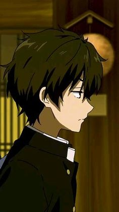 Manga Anime, Otaku Anime, Cute Anime Guys, I Love Anime, Tous Les Anime, Animes Yandere, Anime Wallpaper Live, Hyouka, Anime Boyfriend