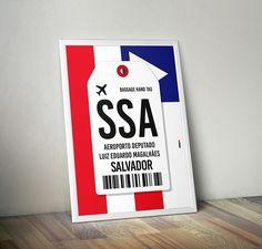 Poster Salvador