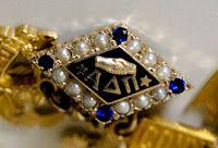 alpha delta pi badge bliss <3 Alpha Delta, Sorority And Fraternity, Sorority Life, Greek Life, Badge, Bliss, Dangles, Diamonds, Future